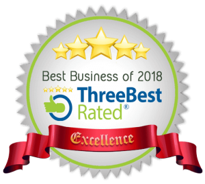 Top Three Best Rated - 2018
