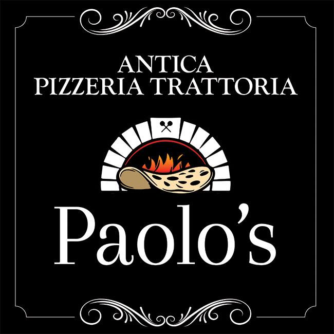 Paolo's Pizza Bar Logo